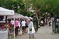 Farmer's Market, Abington Square, Greenwich Village, New York City, August 2008 04.jpg