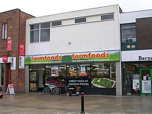 Farmfoods - Farmfoods store in York