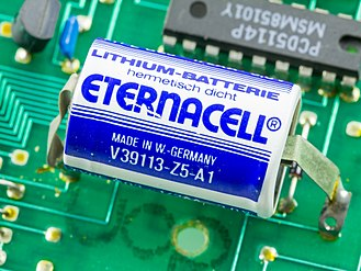 Hermetic seal - A hermetically sealed battery