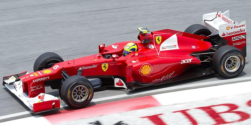 Felipe Massa 2012 Malaysia FP2 1