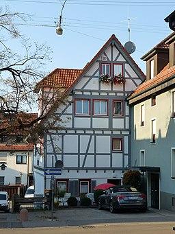 Weimerstraße in Fellbach