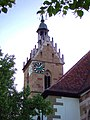 Fellbach - Lutherkirche - Turm.jpg