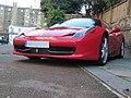 Ferarri Ferrari F458 (6538790833).jpg