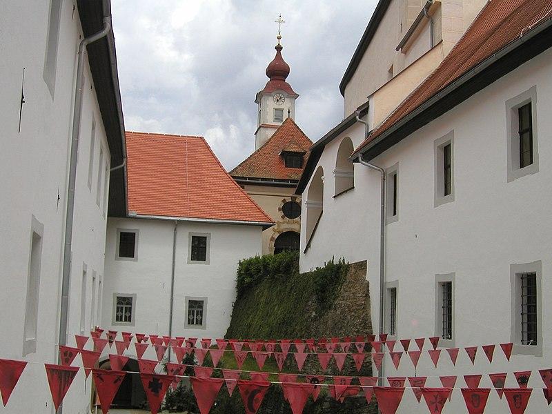Festenburg - Zamek