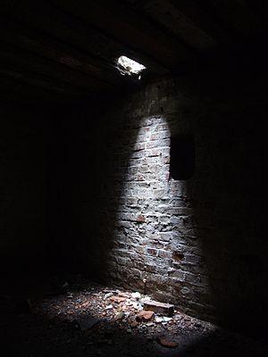Fortress Krakow (Festung Krakau) - inside the Fort Bielany