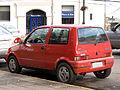 Fiat Cinquecento 1.1 Sporting 1996 (15336600965).jpg