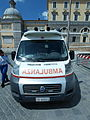 Fiat power Odone Ambulanza in Rome pic1.JPG