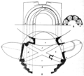 Fig 11 -Diagram of Apsidal Vault of Morienval.png