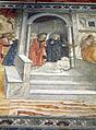 Filippo lippi, affreschi del 1452-65, congedo di s. stefano 09.JPG