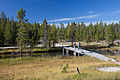 Firehole River bridge, just west of Lone Star geyser (3943873499).jpg