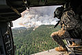 Firespotting in Oregon from a Blackhawk helicopter (9572322842).jpg