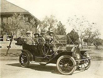 Columbus Buggy Company - Image: Firestone Columbus 1909