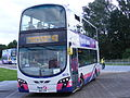 First Anglia BD11 CFP, 36170 - route 42 Park & Ride 2012 Olympics White Water Centre (7699969540).jpg