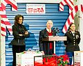 First lady Michelle Obama supports Toys for Tots annual drive 131219-N-WY366-301.jpg