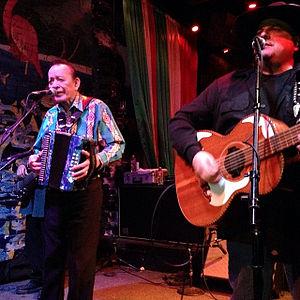 Flaco Jiménez - Flaco Jiménez and Max Baca, 2013
