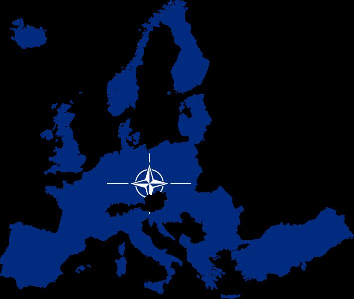 Самолеты ВВС НАТО перехватили российские самолеты над Черным морем