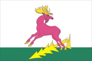Alexeyevsky District, Republic of Tatarstan - Image: Flag of Alekseevsky rayon (Tatarstan)