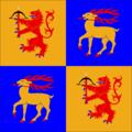 Flag of Kalmar lan.png