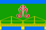 Flag of Mostovskoe (Krasnodar krai).png