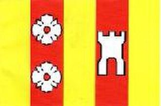 Rozenburg - Image: Flag of Rozenburg