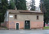 Flaminio - Oratorio di Sant'Andrea a Ponte Milvio.JPG