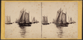 Fleet of vessels - New York Bay scene, by E. & H.T. Anthony (Firm).png