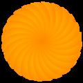 Fleur abstraite orange.png