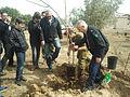 Flickr - Israel Defense Forces - IDF Officers and Soldiers Celebrate Tu Bishvat 2012 (1).jpg