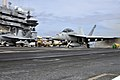 Flickr - Official U.S. Navy Imagery - A Super Hornet launches from USS George Washington..jpg