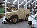 Flickr - davehighbury - Bovington Tank Museum 339 fv1611 humber one ton armoured truck.jpg