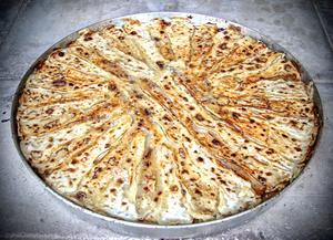 Kosovan cuisine - Flija