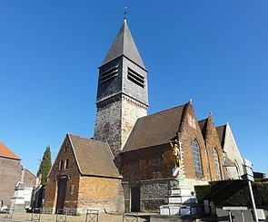Flines-lez-Raches - Église Saint-Michel (23).JPG