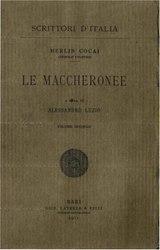Teofilo Folengo: Le Maccheronee