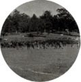 Football game on Bowman Field-1 (Clemson College Annual 1907).png