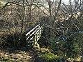 Footbridge over Catton Burn (2) - geograph.org.uk - 635940.jpg