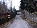 Footbridge over the Old Blair Road - geograph.org.uk - 541550.jpg