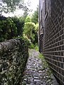 Footpath - Oldham Road, Ripponden - geograph.org.uk - 988059.jpg