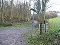 Footpath to Ham Farm - geograph.org.uk - 335987.jpg