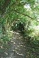 Footpath to Nodmore - geograph.org.uk - 862873.jpg