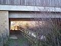 Footpath under the A21Lamberhurst Bypass - geograph.org.uk - 1652956.jpg