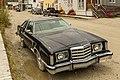 Ford Thunderbird en la Calle King, Dawson City, Yukón, Canadá, 2017-08-27, DD 36.jpg