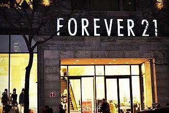 Forever 21 - Forever 21 in Montreal