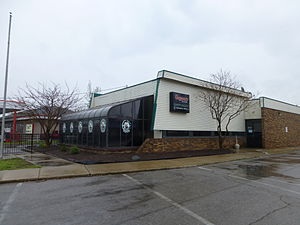 Rax Roast Beef - A former Rax Restaurant in Vermilion, Ohio.