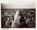 Fotografi av Pompeji, Italien. Panorama - Hallwylska museet - 106865.tif