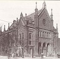 Foundry Methodist Church - Washington, DC - 1864 - Adolf Cluss.jpg