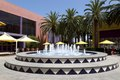 Fountain at shopping Center in Irvine, California located in Orange County LCCN2013633166.tif