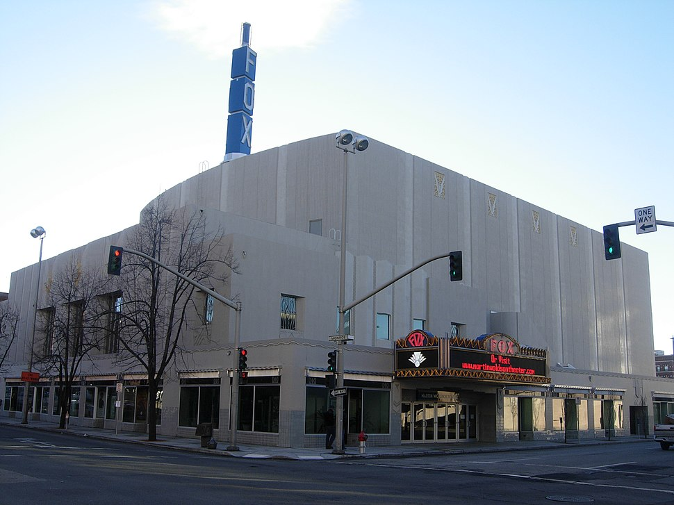 Fox Theater Spokane