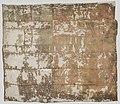 Fragment van een Engelse scheepsvlag, 'Red Ensign', NG-MC-1889-83-13.jpg