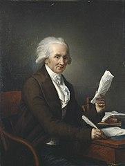 Gentleman in his Study