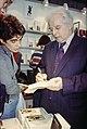 Françoise Foliot - Salon du Livre 1996 - Alejandro Jodorowsky 001.jpg